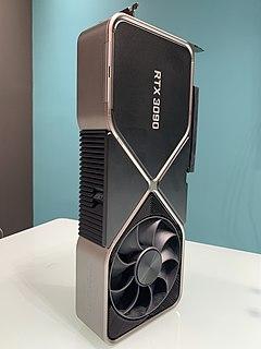 GeForce Range of GPUs by Nvidia