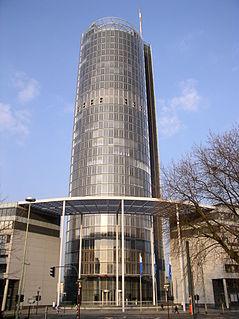 RWE German electric utilities company