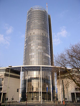 RWE - RWE Tower in Essen