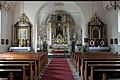 Radenthein Pfarrkirche Heiliger Lambert Innenraum 29042007 25.jpg