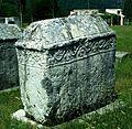 Radimlje, bogumil nekropolisz sírkő 1.JPG