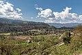 Radovljica Gradiška pot SW-Blick auf Save und Julische Alpen 10042017 7434.jpg