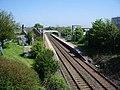 Railway Station, Aspatria - geograph.org.uk - 425014.jpg