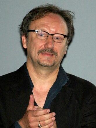 Rainer Bock - Bock at the Munich Film Festival 2010