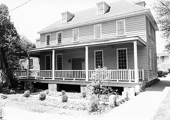 English: Joseph H. Rainey House, Georgetown, S...