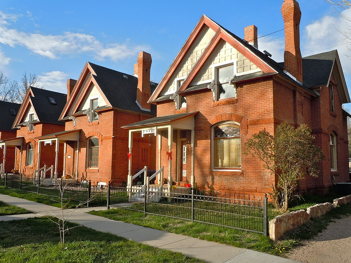 Rainsford historic district wikipedia for New home builders in cheyenne wyoming