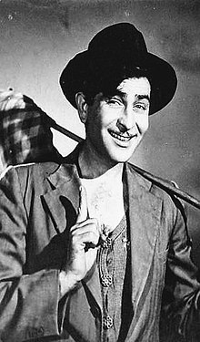 Raj Kapoor in Shree 420.jpg