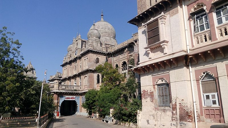 File:Rajmahal Mehsana Gujarat India.jpg