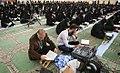 Ramadan 1439 AH, Qur'an reading at Musalla of Tabriz - 22 May 2018 07.jpg