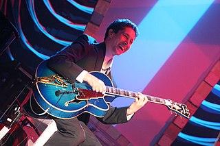 American guitarist