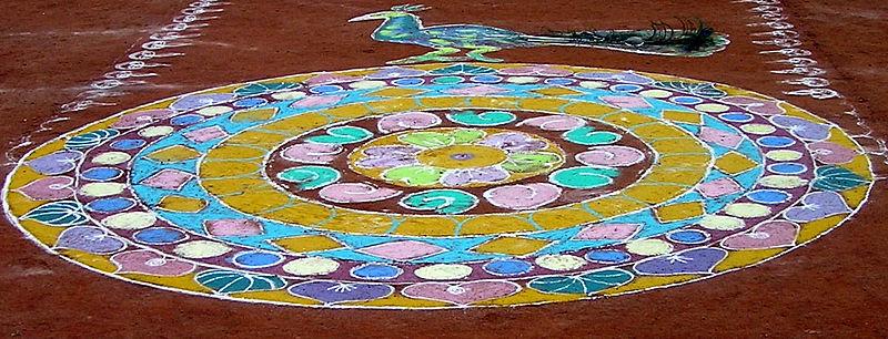 Diwali Decoration Rangoli Designs