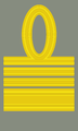 Rank insignia of colonnello of the Italian Army (1940).png