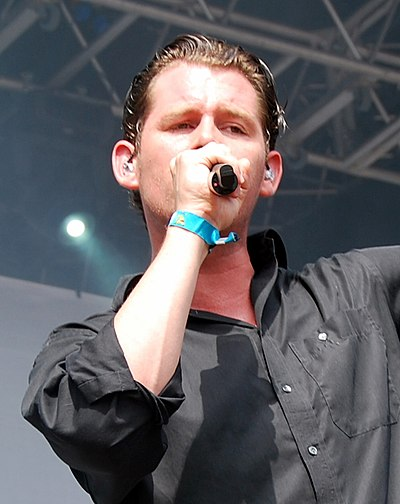 Picture of a band or musician: Rasmus Seebach
