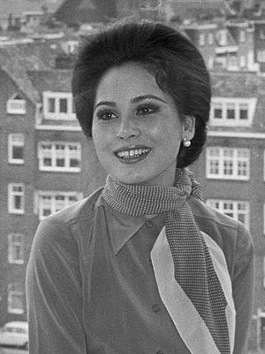 Ratna Sari Dewi Sukarno - Ratna Sari Dewi Sukarno in 1970
