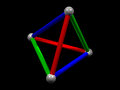 Raytraced ball and stick model of a tetrahedron.png
