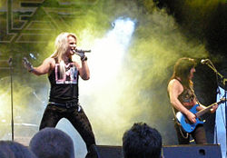 Reckless Love, Skogsröjet 2012 5.jpg