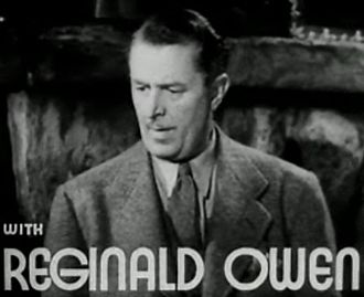 Reginald Owen - in Petticoat Fever (1936)