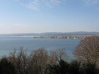 Reichenau Island - Image: Reichenau Sued West Ufer