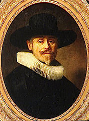 Portrait of a forty-seven-year-old man, formerly called Aelbert Cuyper
