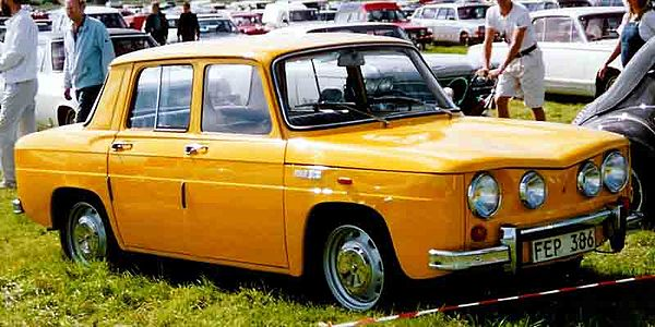 Renault 8 Wikipedia