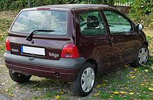 renault twingo i wikip dia. Black Bedroom Furniture Sets. Home Design Ideas