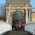 Renewed crossing - geograph.org.uk - 1747259.jpg