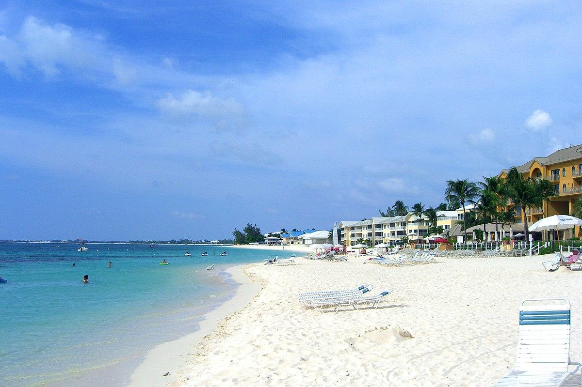seven mile beach grand cayman wikipedia