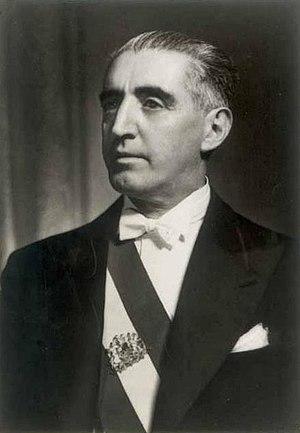 Juan Antonio Ríos - Image: Retrato del Presidente Juan Antonio Ríos