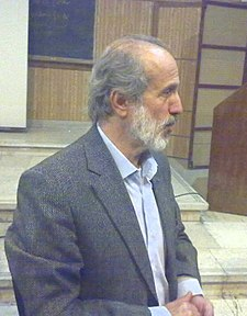 Reza mansouri at physics club.jpg