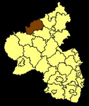 Арвайлер на карте