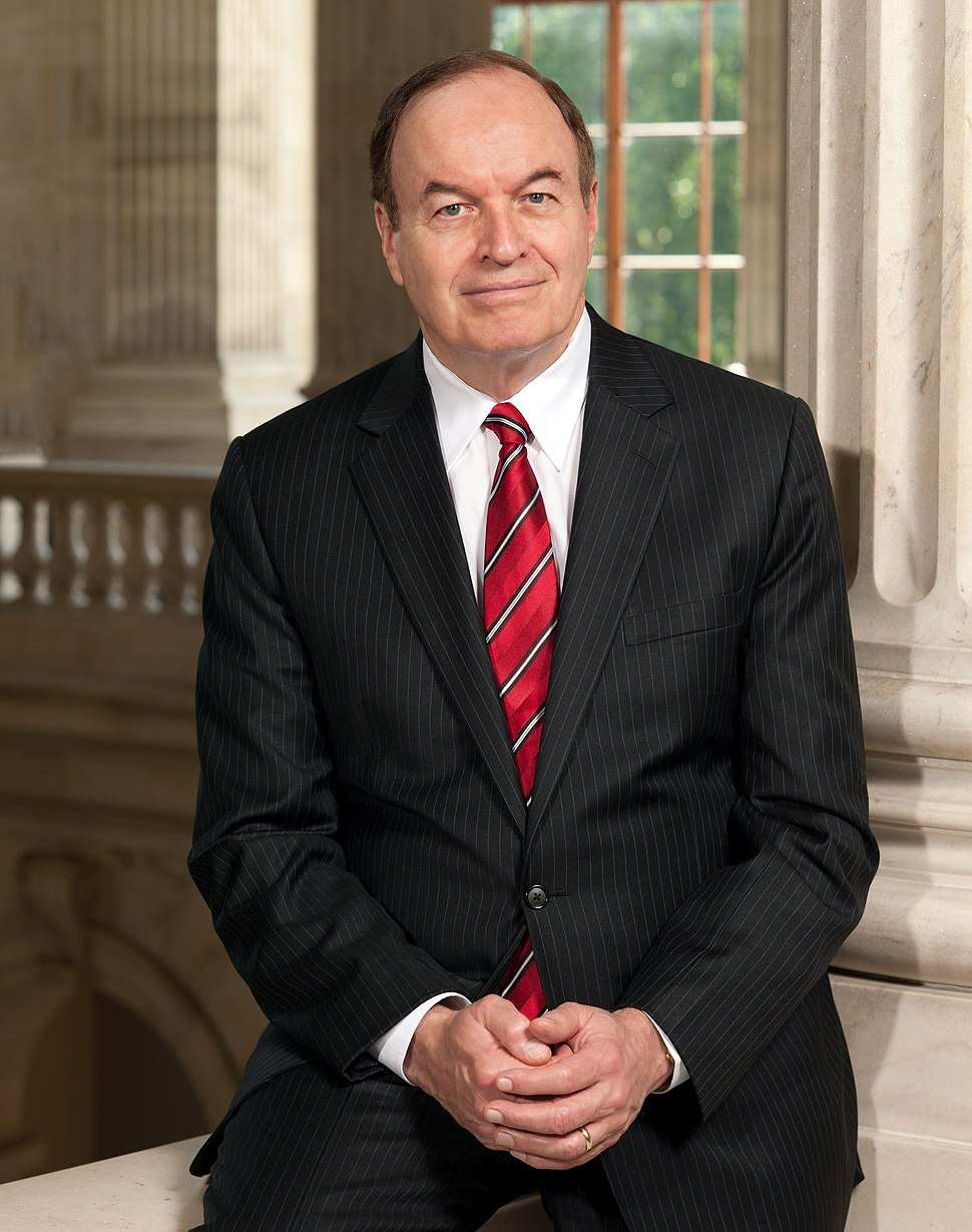 Richard Shelby, official portrait, 112th Congress