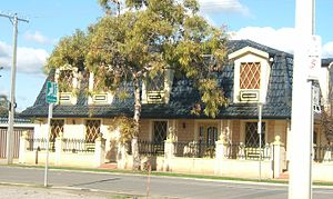 Richmond, South Australia - House on Marion Road in Richmond