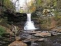 Ricketts Glen State Park Sheldon Reynolds Falls 4.jpg