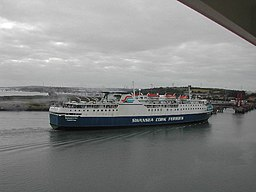Ringaskiddy ferry terminal, Cork Harbour, County Cork. - geograph.org.uk - 50859.jpg