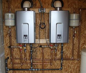 Tankless Water Heater Repair Charleston SC