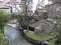 Rio Deva pasando por Potes.jpg