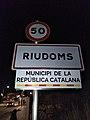 Riudoms - República Catalana.jpg