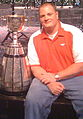 Rob Lazeo with Grey Cup Dec 2008 by Mike Kent.jpg