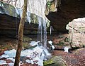 Rock Bridge, Hocking Hills, Ohio (25187506061).jpg
