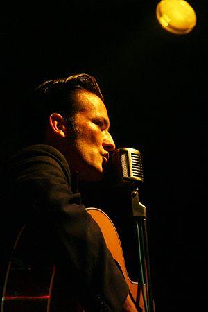 Rock'n'Roll/Blues Singer