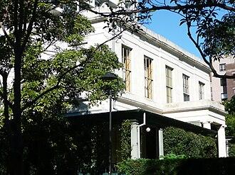 John Verge - Image: Rockwall House
