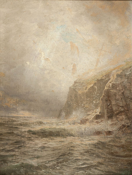 File:Rocky Sea Coast-William Trost Richards.jpg