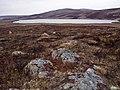 Rocky moorland SW of Loch an t-Sidhean - geograph.org.uk - 1252052.jpg