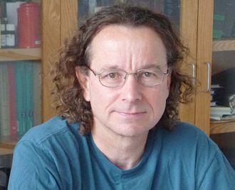 Roderick MacKinnon - MacKinnon in 2014