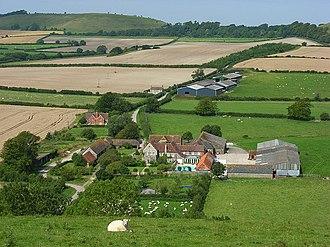 Maiden Bradley - Image: Rodmead Farm geograph.org.uk 533910