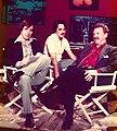 Roger Gray, Allen Morris and Eddie Bracken - PAWS FOR THE NIGHT 001.jpg