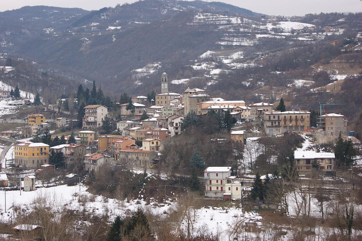 Romagnese wikipedia for Piani di casa bassa architettura del paese