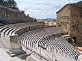 Roman Theatre at Orange, France (7179073350).jpg