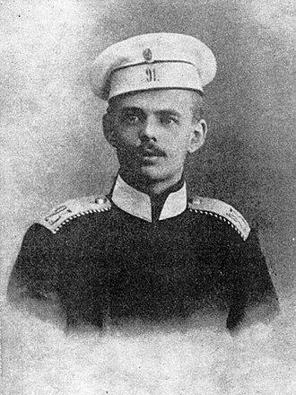 Roman von Ungern-Sternberg - R.F. Ungern in the form of the 91st Infantry Dvinsky Regiment