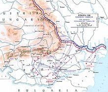 Первая мировая война и Бессарабия.